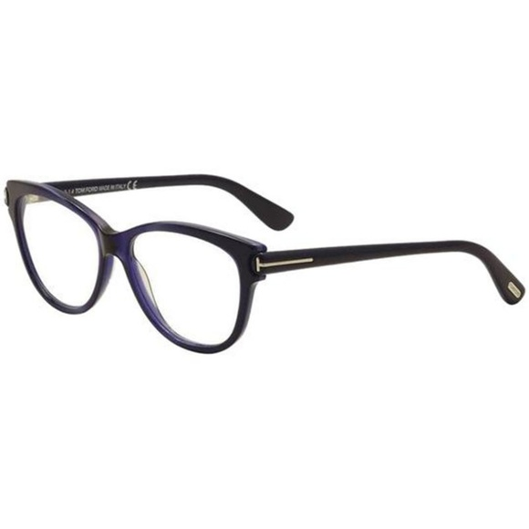 4249c1e10089 Tom Ford Accessories | Cat Eye Style Navy Blue Wdemo Lens | Poshmark